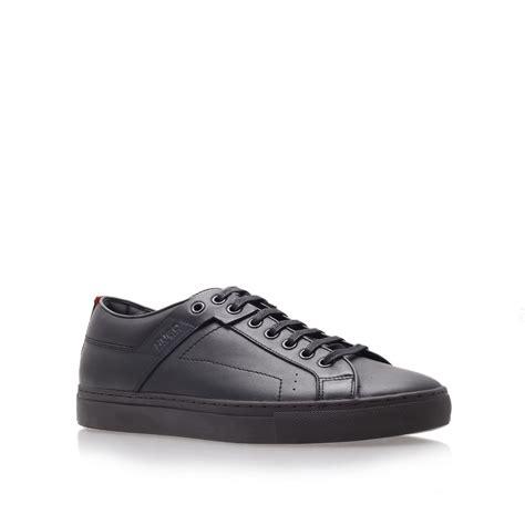 hugo sneaker shoes hugo futesio tennis sneaker in black for
