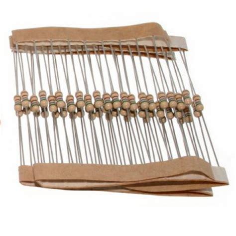 resistor pack use 1 4w resistor pack 30 pcs