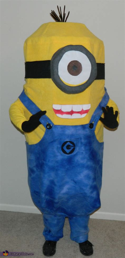 despicable  minion kevin costume diy costumes