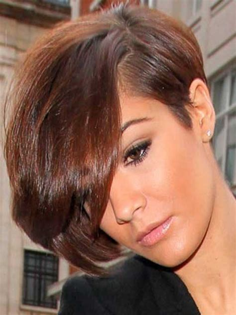 one sided bob hairstyle galleries 22 asymmetrical short haircuts short hairstyles 2016