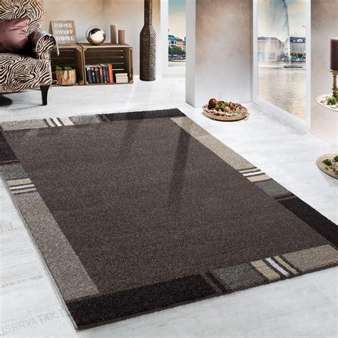 tappeti beige pesante tappeto tessuto tappeto moderno con bordura