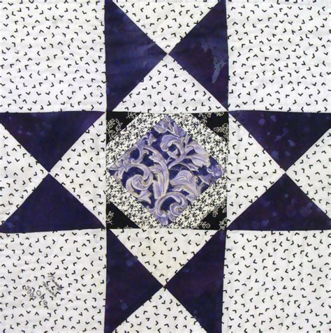 Iowa Quilt Block by Nifty Fifty Quilters Of America Seventh 50 State Quilt