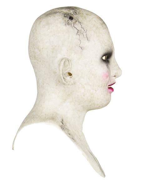 porcelain doll mask porcelain doll silicone mask impressive mask in