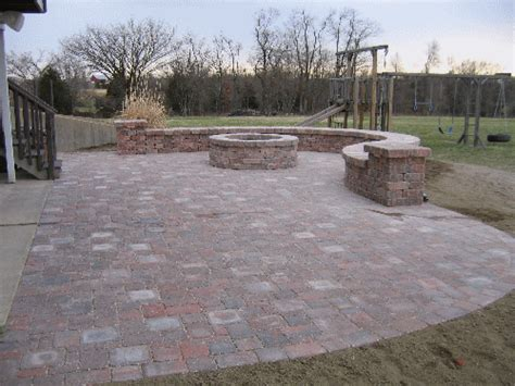 Patios With Pits Designs by Extraordinary Patio With Pit Concept For Big House