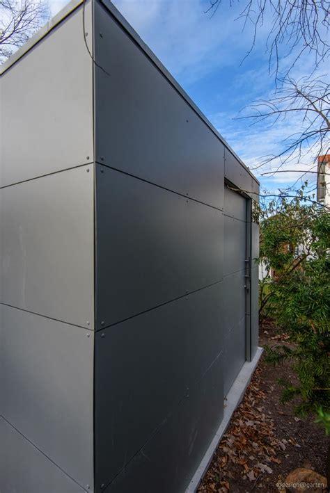 design gartenhäuser modern shed x 1