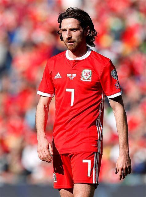wales midfielder joe allen ruled   euro