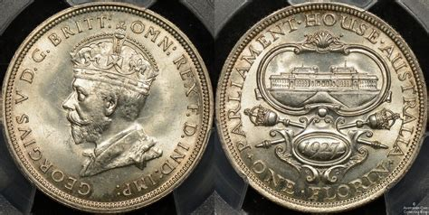 House Of Coins by The 1927 Parliament Florin