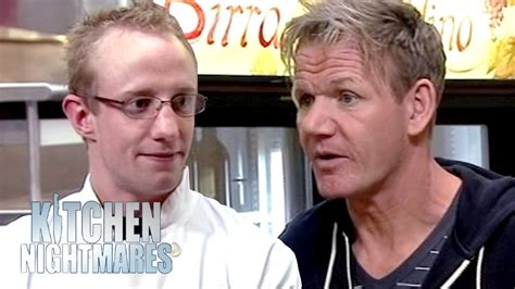 what kitchen nightmares to end after 10 years as gordon violent 22 year old head chef rates his own food 5 out of