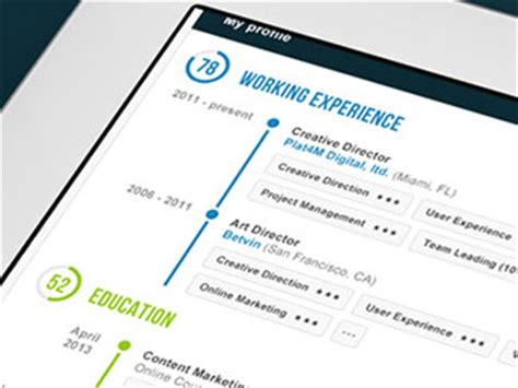 Make Your Resume Online by 26 Cv Resume Designs That Recruiters Will Love Web