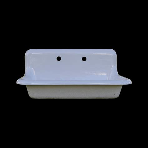 Farm Sink With Drainboard Reproduction Single Bowl Farmhouse Drainboard Sink Model