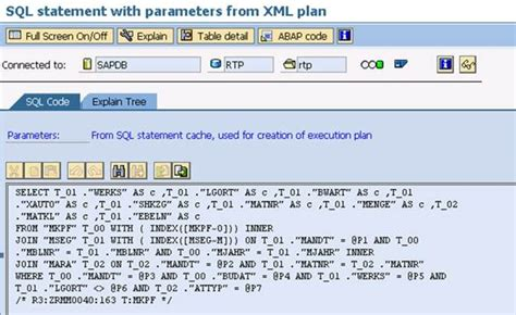 what does open table how to integrate sql server specific hints in abap