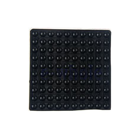 Cabinet Door Rubber Bumpers 200 Kitchen Cabinet Door Buffer Pads Adhesive Rubber Bumpers Stops Dots Gl Ebay