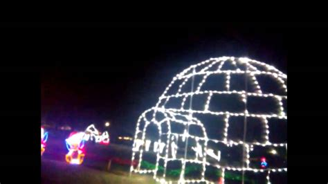 largo central park christmas light display christmas lights largo central park largo fl youtube