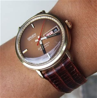 Jam Tangan Wanita Rolex Ab643 Gold Plat White jam otai vintage watches gruen precision automatic 25 sold
