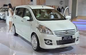Maruti Suzuki Ertiga On Road Price In Kerala Maruti Suzuki Ertiga Now Launched At Rs 5 89 Lacs