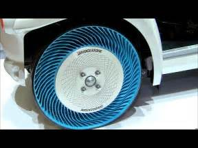 Car Tires Without Air Cnet On Cars Road To The Future Airless Tires