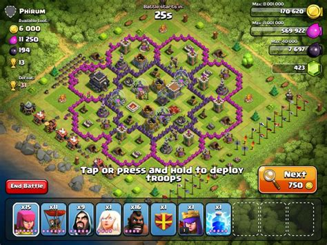 clash of clans layout editor online 120 best clash of clans images on pinterest
