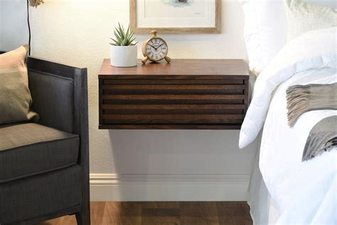 Floating Drawer Nightstand Floating Nightstand Shelves Modern Home Interiors Floating Nightstand Will Be Ours