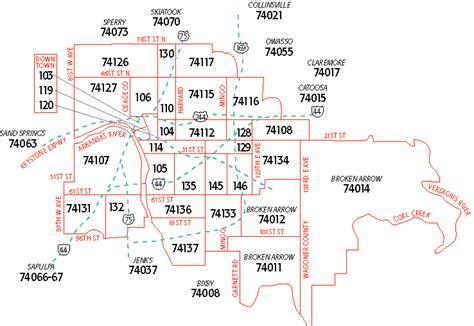 tulsa zip code map tulsa county oklahoma zip code map memes