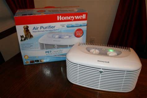 honeywell pet cleanair tm air purifier product review hotdogs