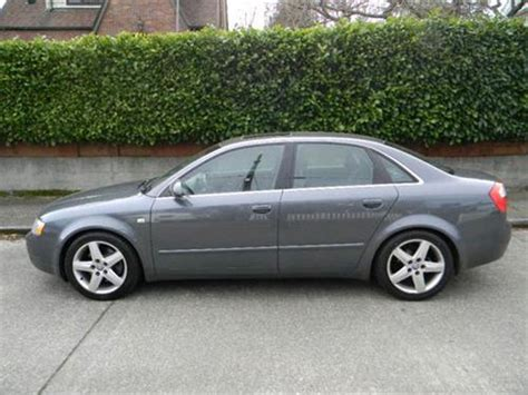 2003 Audi A4 by 2003 Audi A4 Information And Photos Momentcar