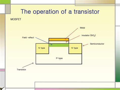 transistor fet polarização 트랜지스터 transistor 란