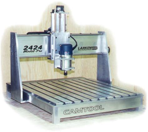 larken table top cnc routers