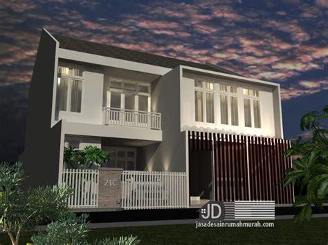 jasa desain rumah minimalis 1 lantai bapak handy di jakarta jasa desain rumah murah jasa