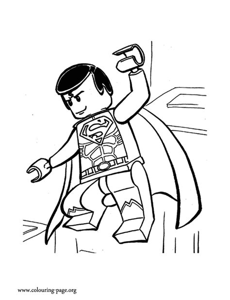 free coloring pages of lego batman and lion