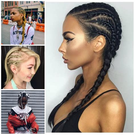Cornrow Hairstyles by 2017 Haircuts Hairstyles And Hair Colors
