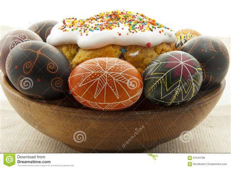 beautiful easter eggs beautiful easter eggs stock photo image 61644788