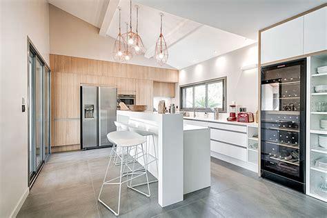 cuisine d architecte interieur maison scandinave moderne