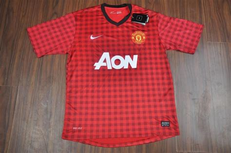 Kaos Jersey Manunited jersey bola termurah manchester united home 2012 2013