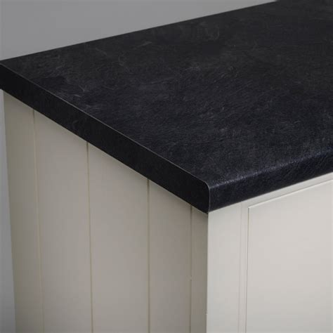 worktop bathroom roper rhodes laminate 1500mm riven slate worktop