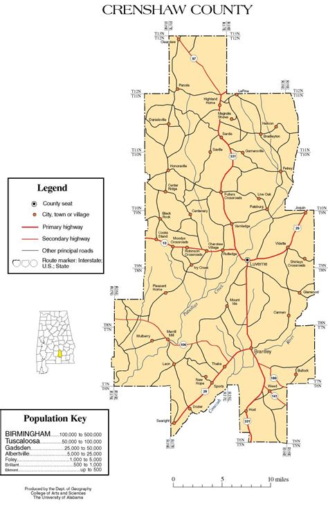 Records County Al Troy Edu Wiregrass Archives Crenshaw County Al