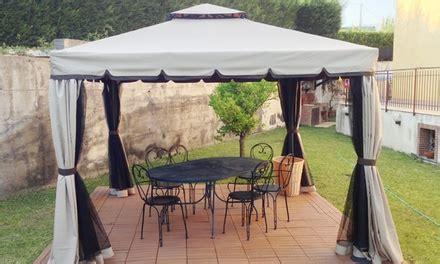 gazebo con zanzariera gazebo da giardino con zanzariera disponibile in varie misure