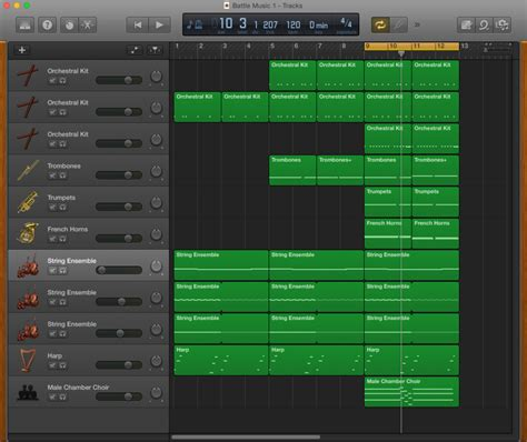 Garageband Walkthrough The Guide To Composing For Midnight