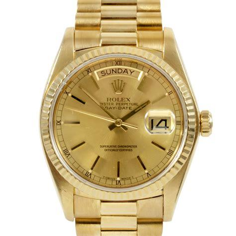 Rolex Swis Ori J455 1980 An 4 18038 chm stk 1