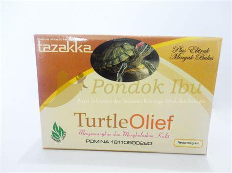 Sabun Herbal sabun turtle olief menjaga kulit halus dan kencang
