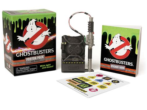 Ghostbuster Proton Pack For Sale by Ghostbusters Proton Pack Book Combo