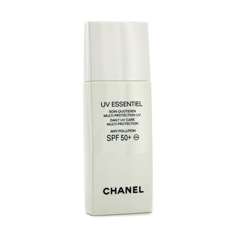 Chanel Uv Essentiel Spf 50 by Chanel Uv Essentiel Daily Uv Care Multi Protection Anti