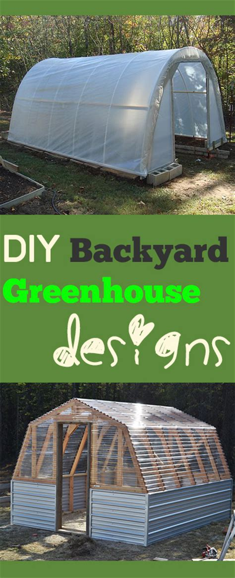 backyard greenhouse diy how to build a greenhouse bless my weeds