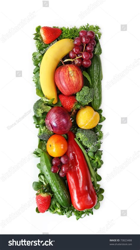 vegetables 4 letters fruit with the letter i pictures to pin on
