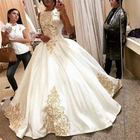 Popular Gold Ball Gown Buy Cheap Gold Ball Gown lots from China Gold Ball Gown suppliers on