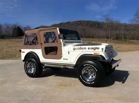 jeep cj golden eagle 1978 jeep cj7 golden eagle frame restoration