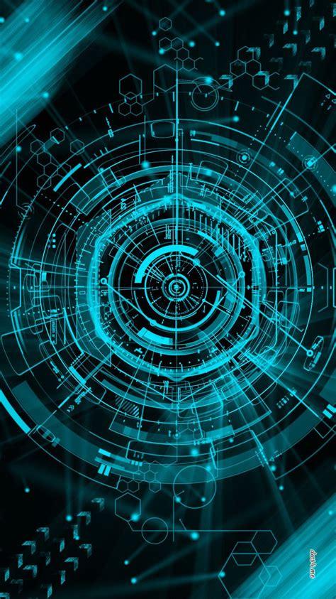 wallpaper keren hd quality tron legacy geometric pinterest 201 cran technologie