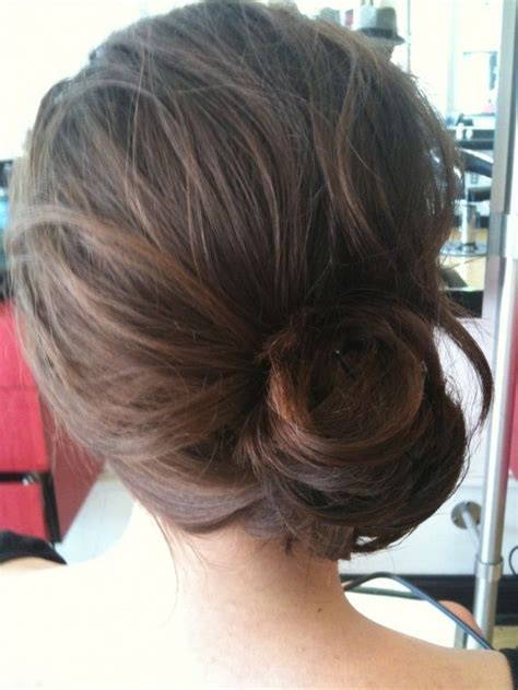 free haircuts in colorado springs 1000 ideas about side chignon on pinterest low side