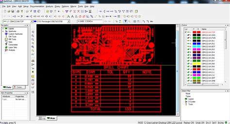 orcad layout free viewer why all layers shows on top in layout in orcad