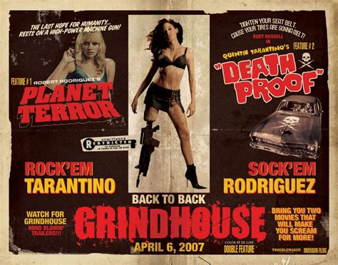 Grindhouse Disappoints At Box Office by Reviews Shouting Into Darkness Page 6