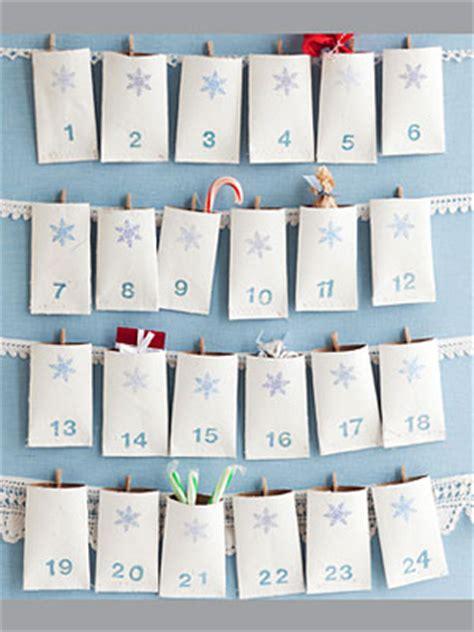 How To Make A Paper Calendar - advent calendar craft make an advent calendar
